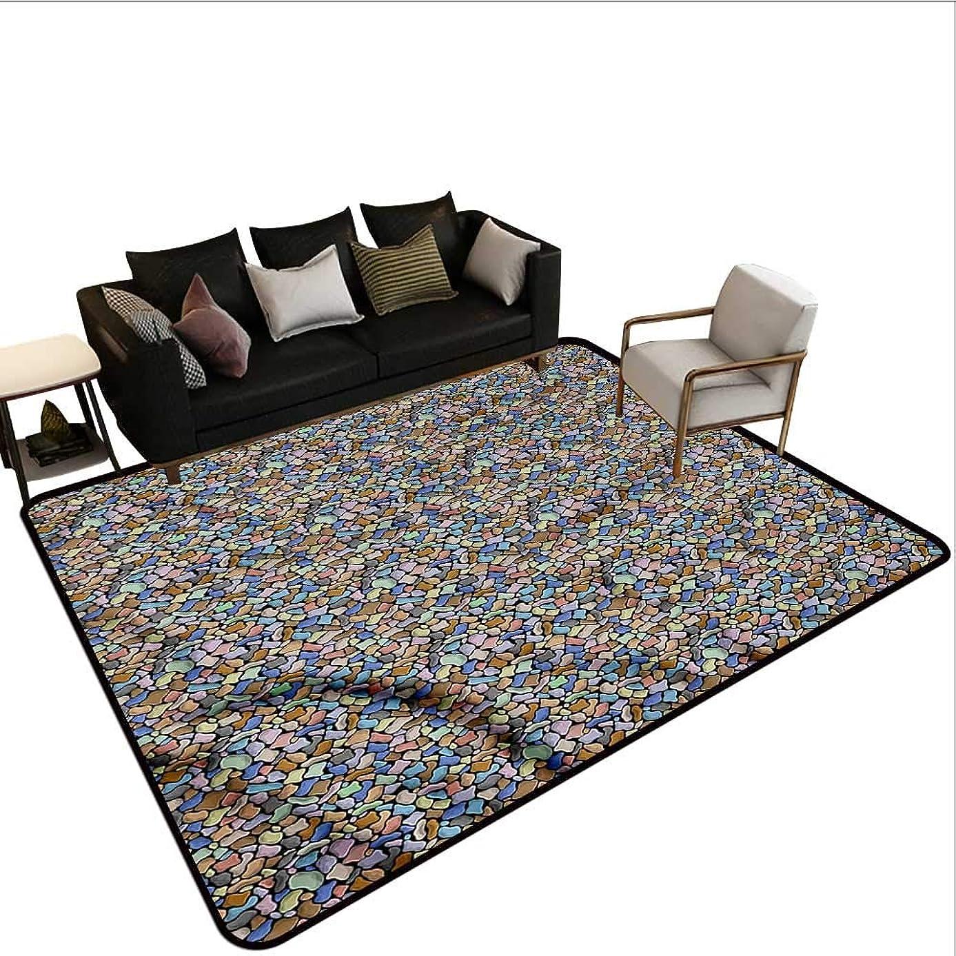 Colorful,Kitchen Room Floor Mat Rug 60