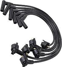 FerryLife 8mm Ignition Spark Plug Wire Set fit for 1999-2000 Ford Ranger Mazda B3000 V6 3.0l