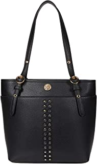 Studded Pocket Tote