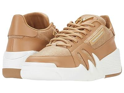 Giuseppe Zanotti Talon Sneaker (Wheat) Men