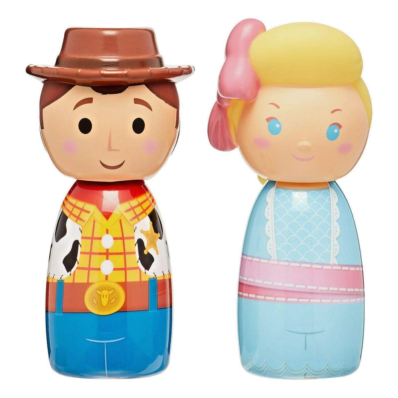 Challenge the lowest price of Japan Disney Pixar Toy Regular discount Story 4 2-Piece Mini-Decanter wit Body Set Wash