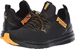 Puma Black/Orange Alert