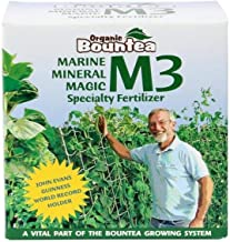 Organic Bountea Marine Mineral Magic M3 20 lb