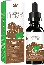 charlotte's web hemp extract oil plus mint chocolate