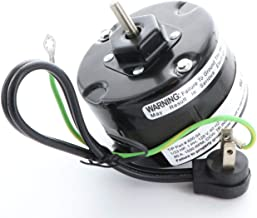 jiangli Exhaust Fan Replacement Motor for NuTone 23405SER - 23405 JA2C028-1