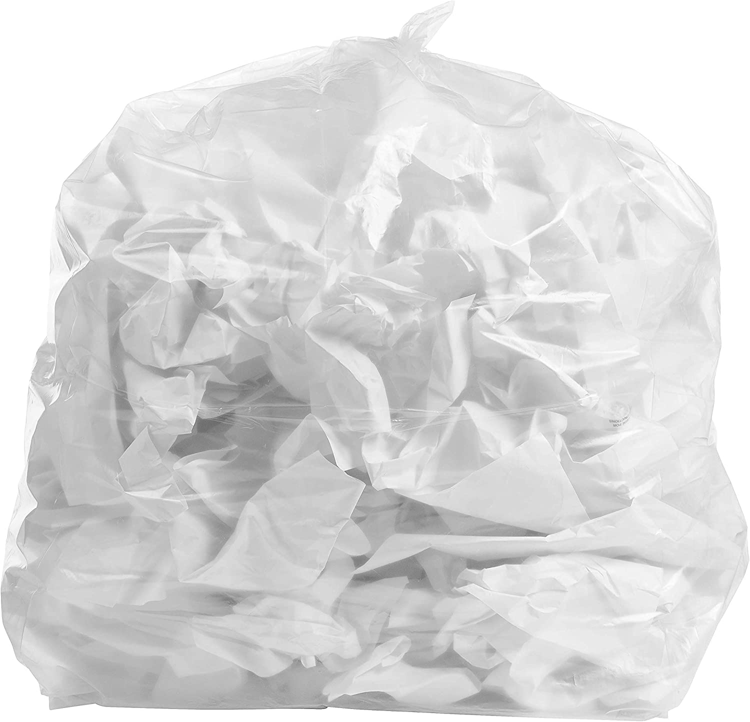 Don't miss the campaign PlasticMill 7-10 Gallon Clear Garbage Discount is also underway Bag 24x23 1 C MIL 250