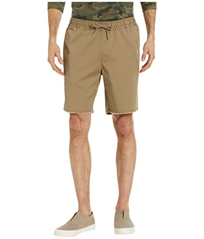 RVCA Weekend Elastic Shorts 19 (Wood) Men
