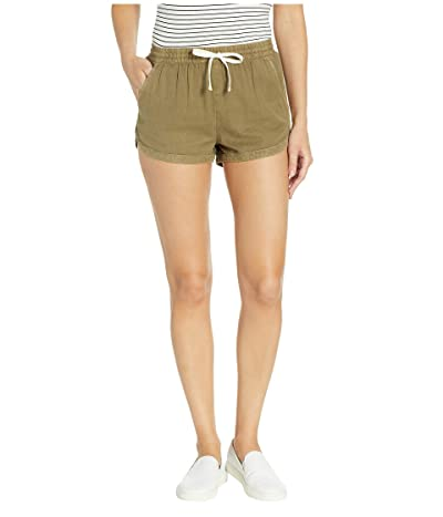 Billabong Road Trippin Shorts (Sage) Women
