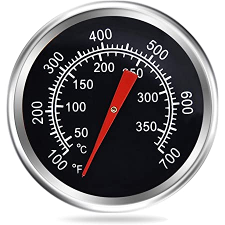Patio, Lawn & Garden Grill Burners BBQ Grill Thermometer Heat ...