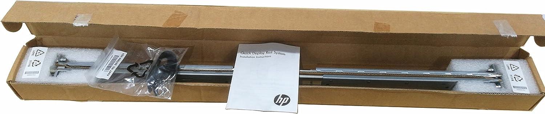 BestParts New 1U Rack Sliding Ready Rail Kit Compatible with HP ProLiant DL360p G8 DL360 G8 DL360e G8 SFF Server in Box