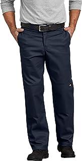 Dickies Men's Flex Regular Straight Fit Double Knee Work Pant