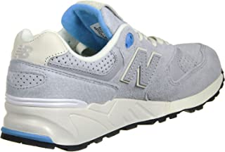 New Balance 999 Women's Running, Size 7.5, Color Grey/White