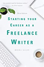 Starting Your Career as a Freelance Writer