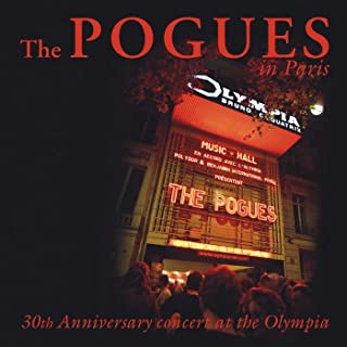 Pogues in Paris-30th Anniversary Concert at Olympi [12 inch Analog]