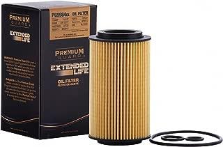 PG Oil Filter, Extended Life PG9984EX | Fits 2014-17 Freightliner Sprinter 2500, 2014-17 Sprinter 3500, 2013-16 Mercedes-Benz E250, 2016 GLE300d, 2013-15 GLK250, 2015 ML250, 2014-17 Sprinter 2500