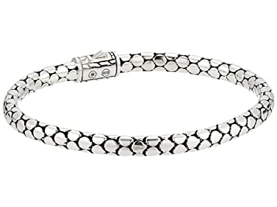 John Hardy Dot 4.5mm Bracelet (Silver) Bracelet