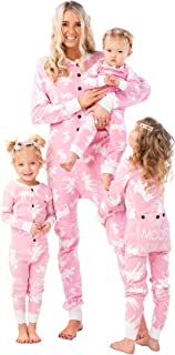 Sponsored Ad - Lazy One Flapjacks, Matching Pajamas for The Baby & Kids, Teens, and Adults