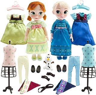Disney Anna and Elsa Doll Gift Set Animators' Collection