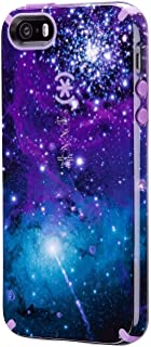 Speck Candyshell Inked Case for iPhone(R) 5/5s, Galaxy Purple