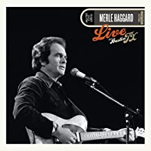 merle haggard live from austin tx