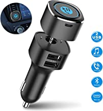 Best bluetooth aux car adapter Reviews