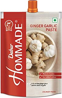 Dabur Hommade Ginger Garlic Paste, 200g