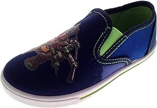 Teenage Mutant Ninja Turtles Boys Canvas Pumps Sneakers
