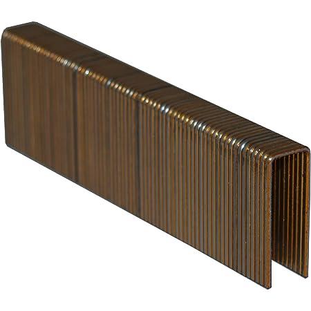 Spot Nails 6616PG-10M 7/16-Inch 16-Gauge Galvanized Crown Senco Style Sheathing Staples, 10000-Count, 2-Inch Leg