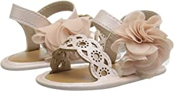Sandal with Chiffon Flower - Waddle (Infant)