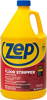 Zep ZULFFS128 128-ounce heavy-duty floor stripper concentrate