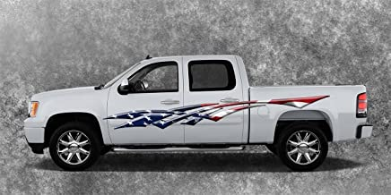 Best american flag graphics for trucks Reviews