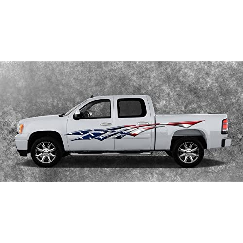 Truck Side Decals And Graphics Amazon Com