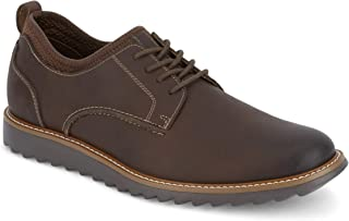 Dockers Mens Elon Leather Smart Series Dress Casual Oxford Shoe
