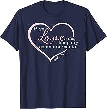 John 14:15 If Ye Love Me Keep My Commandments LDS 2019