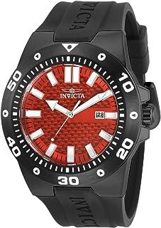 Pro Diver Quartz Red Dial Men's Watch 30963