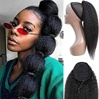 Best kinky straight ponytail hairstyles Reviews