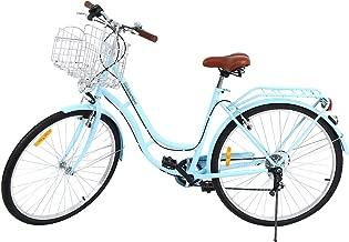 """Ridgeyard 28""""7 velocidades señoras Ciudad Bicicleta"""