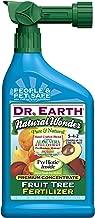 Dr. Earth INC 1018 Natural Wonder Fruit Tree Fertilizer 32oz RTS, 32 oz