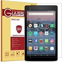 OMOTON Screen Protector for Fire HD 8 (2018/2017/2016 Release), Not for Fire HD 8 10th..