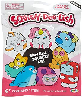 Claire's Girl's Squish-Dee-Lish Series 4 Blind Bag