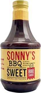 Sonny's Real Pit BBQ Authentic Sweet Sauce - 41oz (1 Bottle)