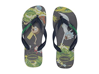 Havaianas Top Rick and Morty Sandal (Navy Blue) Men