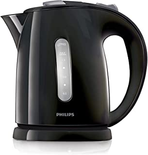 Philips HD4646 Daily Collection Kettle 1.5 L 2400 Watts - Black