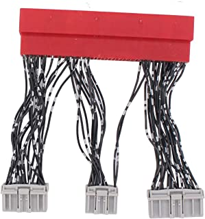 NewYall OBD2A to OBD1 ECU Jumper Conversion Harness Adapter