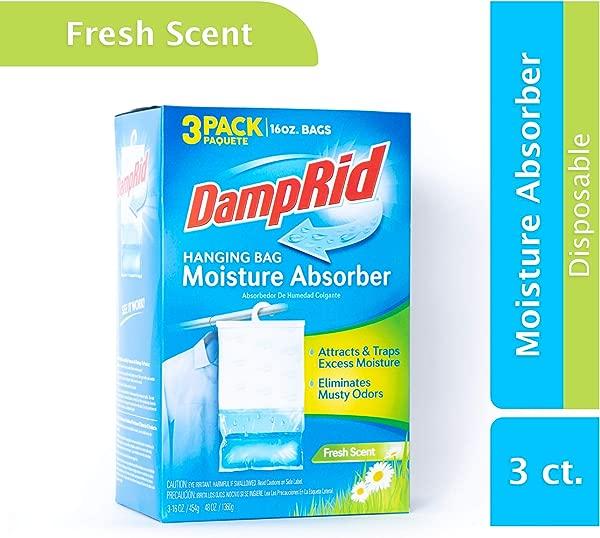 DampRid Moisture Absorber Fresh Scent