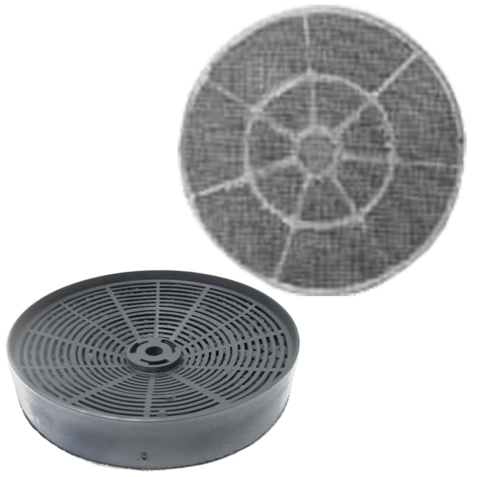 Tipo de producto original F carbono para campana extractora filtro de salida de aire (2 unidades, 203 x 28 mm): Amazon.es: Grandes electrodomésticos