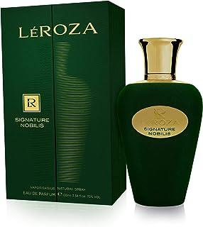 Signature Nobilis by LEROZA - Unisex Perfume - Eau de Parfum, 100ml