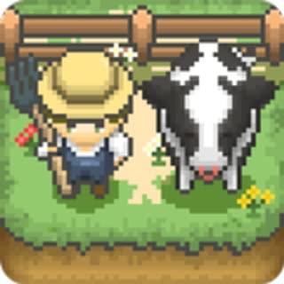 Tiny Pixel Farm Simple Farm Game