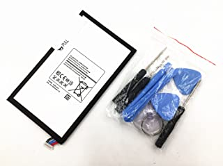 InfiniteL Tablet Battery For T4450E 4450mAh SP3379D1H Samsung SM-T310 SM-T311 SM-T315 Galaxy Tab 3 8.0 Tablets With Opening Repair Tool Kit