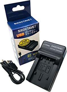 [str] Panasonic パナソニック VW-BC10-K 互換USB充電器カメラバッテリーチャージャーVW-VBK360-K/VW-VBK180-K/VW-VBT190-K/VW-VBT380-K/VW-VBK180/VW-VBK360/VW-VBT380/VW-VBT190 HC-WX1M / HC-WZX1M / HC-VX1M HDC-TM70/HDC-TM60/HDC-HS60/HDC-TM35/HDC-TM90/HDC-TM95/HDC-TM85/HDC-TM45/HDC-TM25/HC-V700M/HC-V600M/HC-V300M/HC-V100M/HC-WX995M / HC-VX985M HC-V210M HC-V230M HC-V360M HC-V480M HC-V520M HC-V550M HC-V620M HC-V720M / HC-V750M HC-VX980M HC-W570M HC-W580M HC-W850M HC-W870M HC-WX970M HC-WX990M HC-WXF990M HC-W590M HC-W585M HC-VX992M